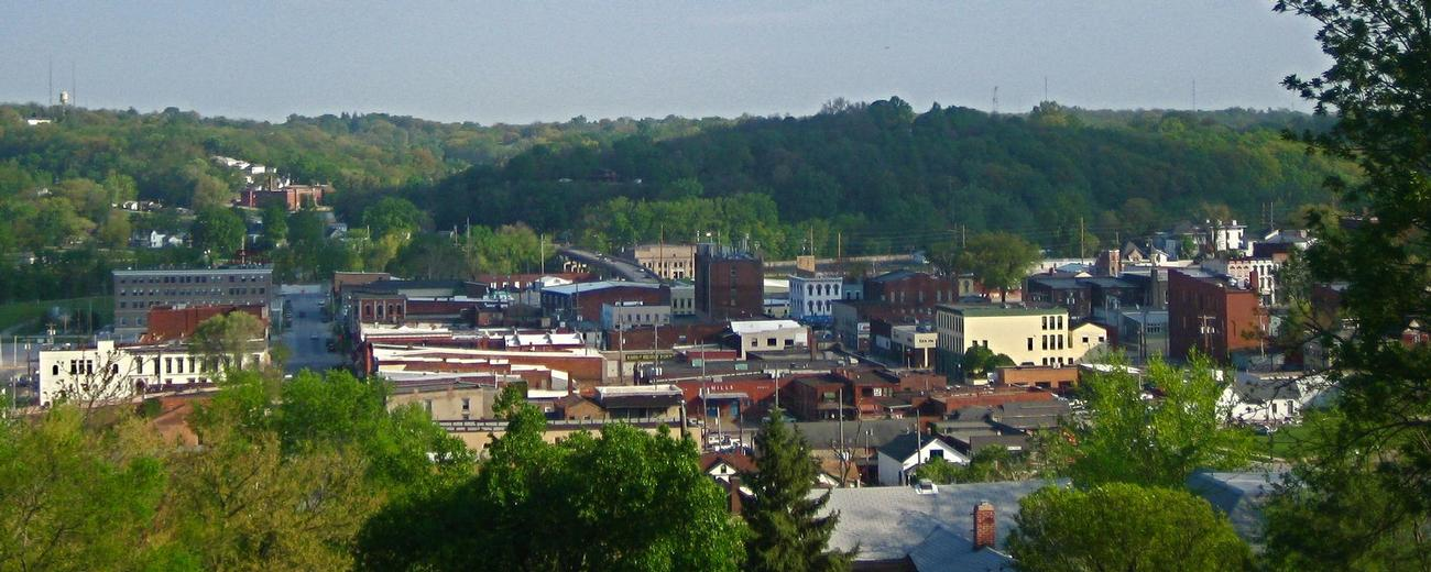 Hannibal Missouri Travel Vacation Guide Sightseeing