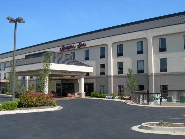 Hampton Inn - St Robert I-44